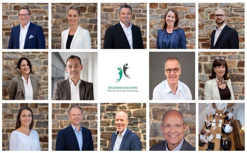 Bollmann Executives Berater Team